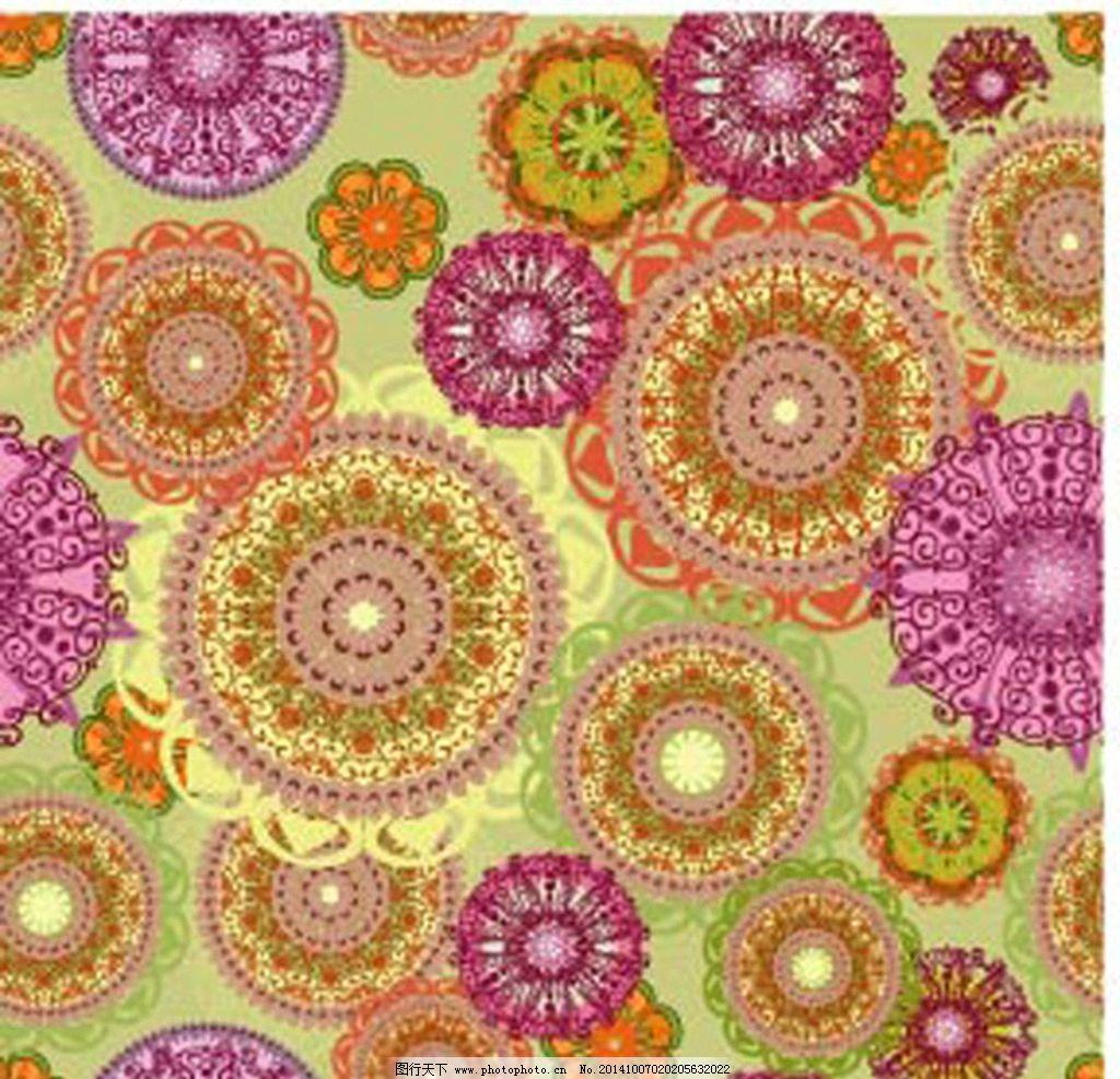 地毯的手绘表现