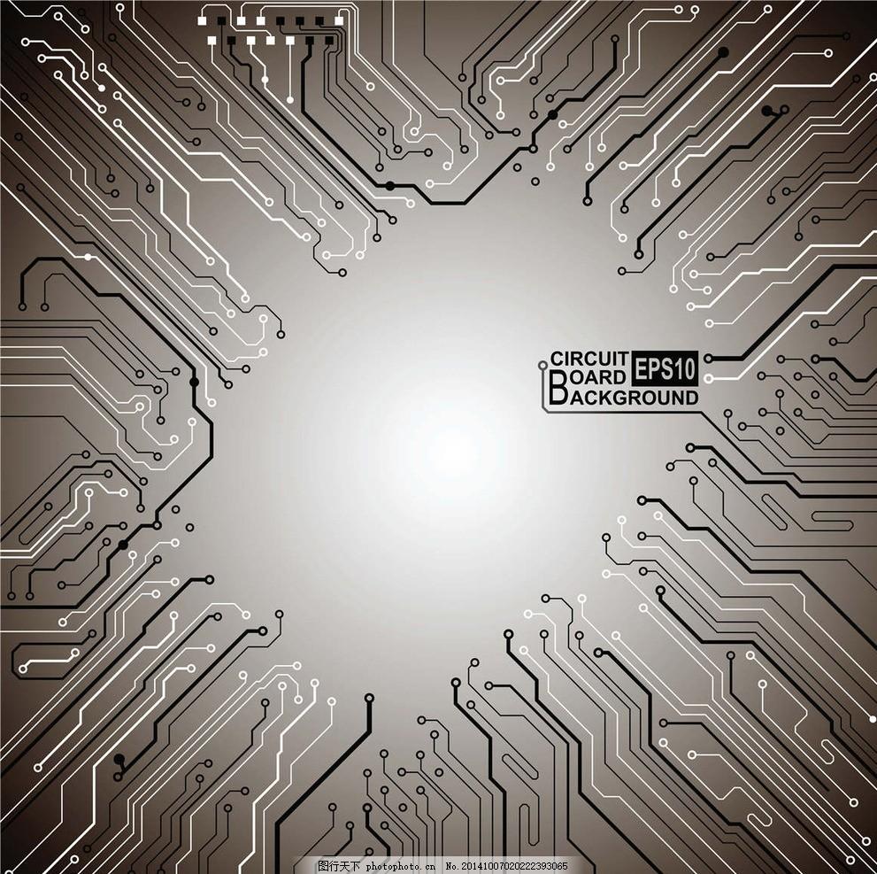 科技元素背景 科技 科技元素 电路板 科技背景 科幻 科学背景 电子