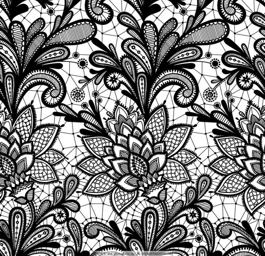 蕾丝 纺织 纹理 布纹 花纹 底纹 花边 蕾丝花纹 透明蕾丝 蕾丝底纹