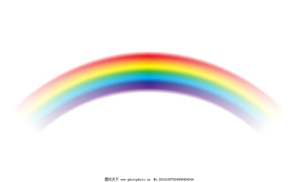 彩虹图片_自然风光_自然景观