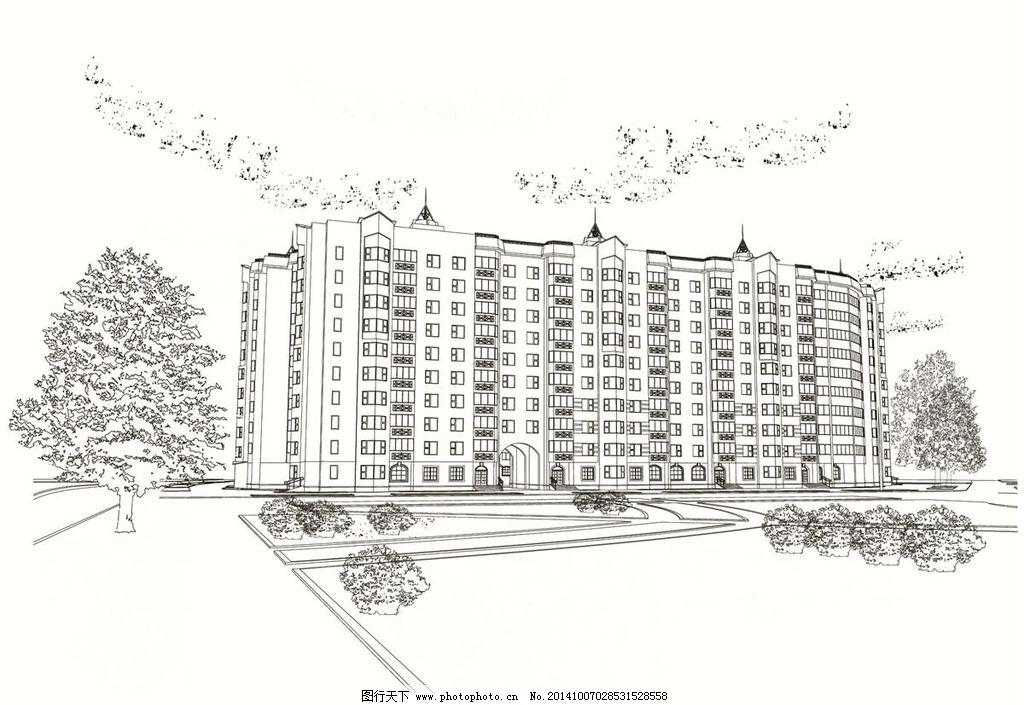 房地产设计图图片