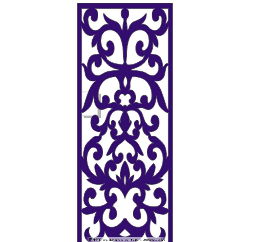 原创欧式窗花图片