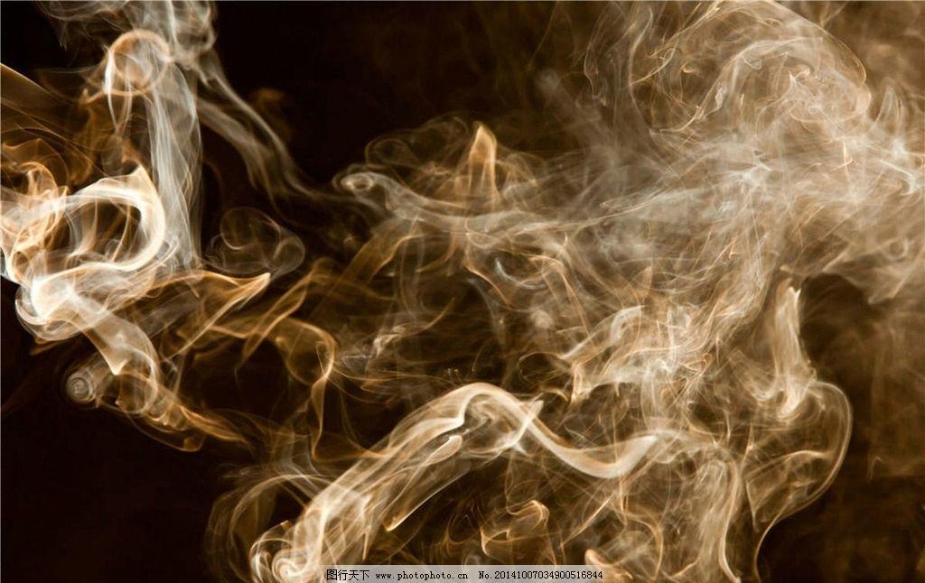 烟雾妖娆 简笔画