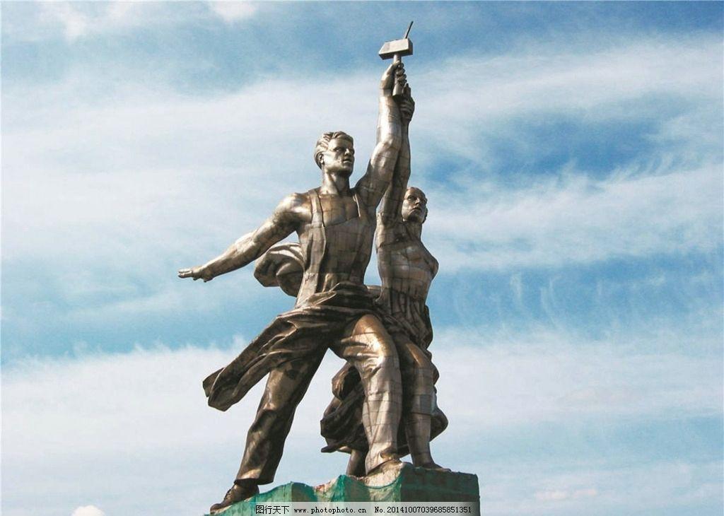 雕塑雕像图片