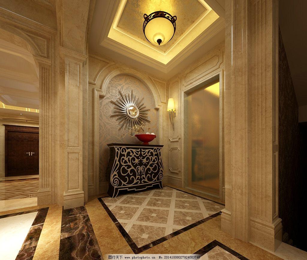 家居 欧式家居 室内效果图 家具 室内渲染图 设计 环境设计 室内设计