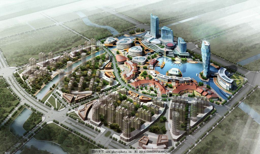 城市规划设计图图片