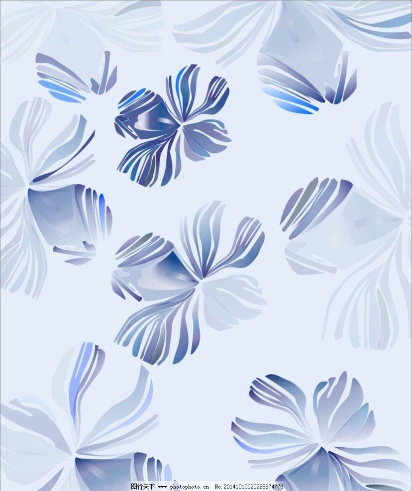 布纹 花纹 小花 花纹背景 花纹边框 装饰花纹 建筑花纹 手绘花纹