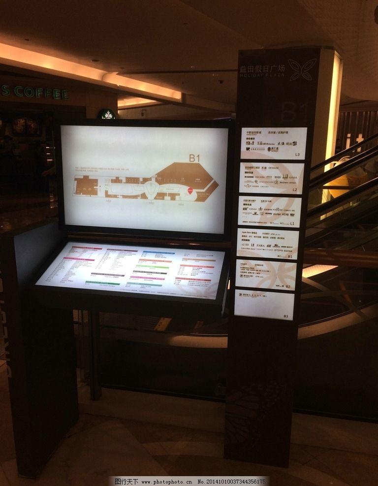 商场 导览牌 功能 平面布置图 导视 摄影 生活百科 家居生活 72dpi