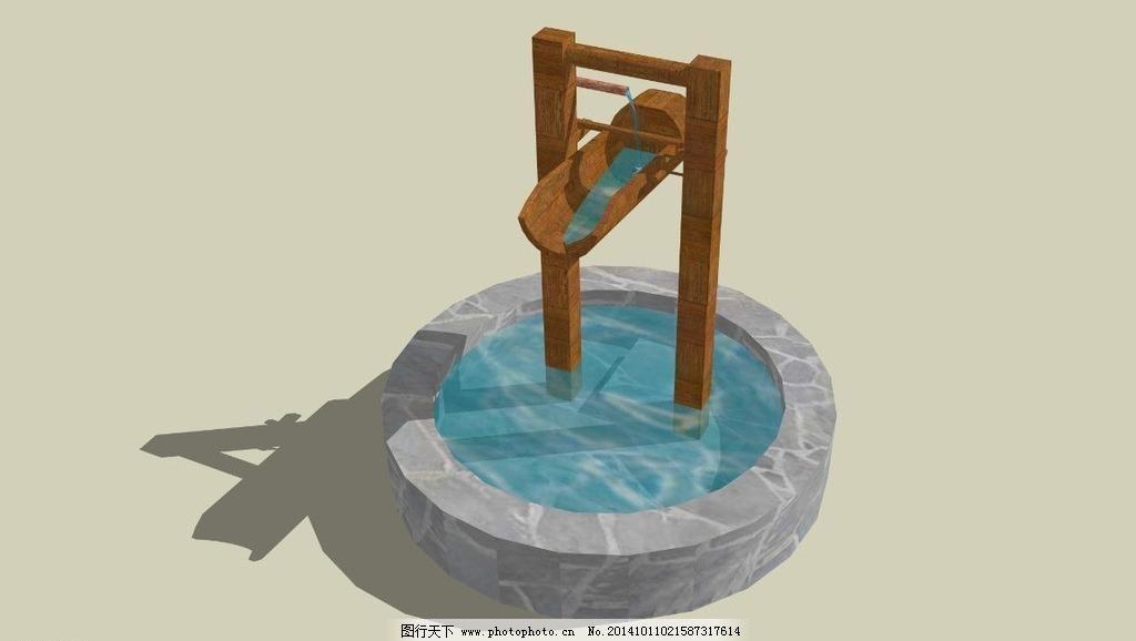 深水井软起动接线图