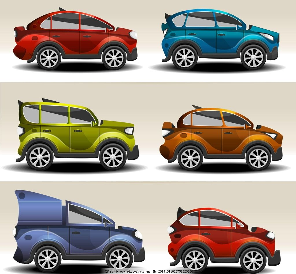 科技小制作小汽车最酷大