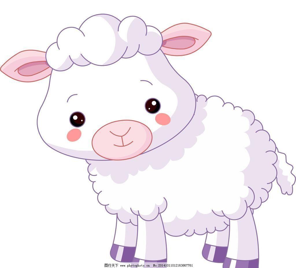 2015 绵羊 手绘