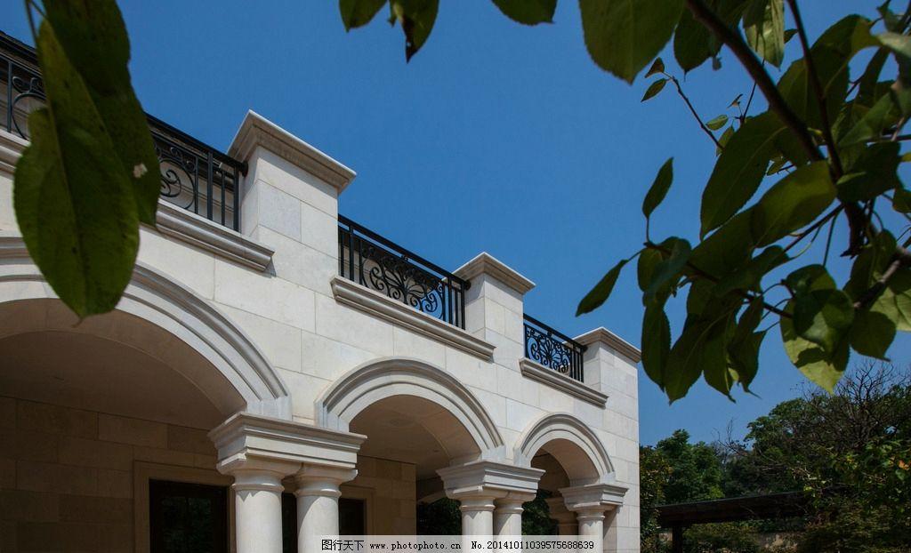 高端古典欧式独栋别墅图片