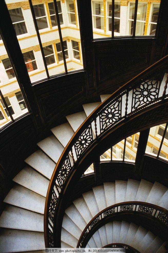 旋转 楼梯 窗户      室内图片 升降 室内图片 摄影 生活百科 家居