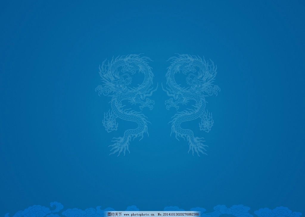 双龙桌面壁纸图片