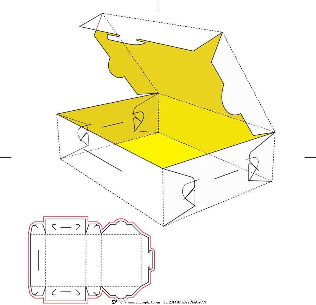 纸盒做立体动物图片