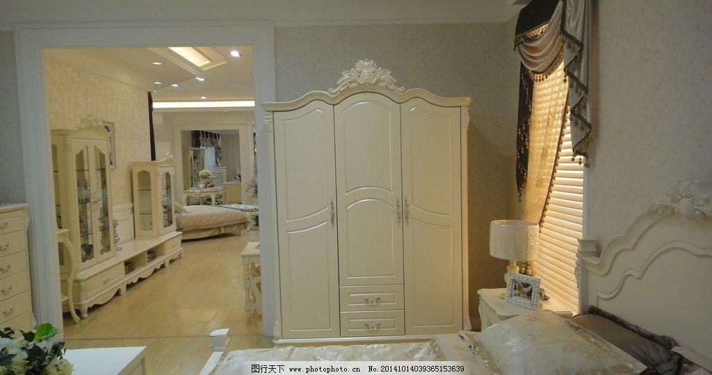 简欧衣柜 家具 床 套房 欧式 欧式家具 欧式套房家具 简欧家具