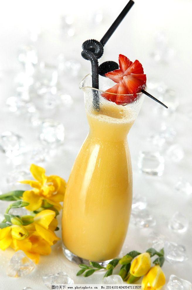 芒果汁 果汁 冰镇 芒果 益力多 梳打 饮品 特饮 果汁饮料 摄影 餐饮美