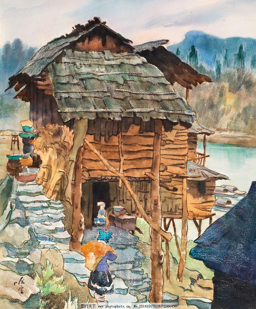 三江木屋图片