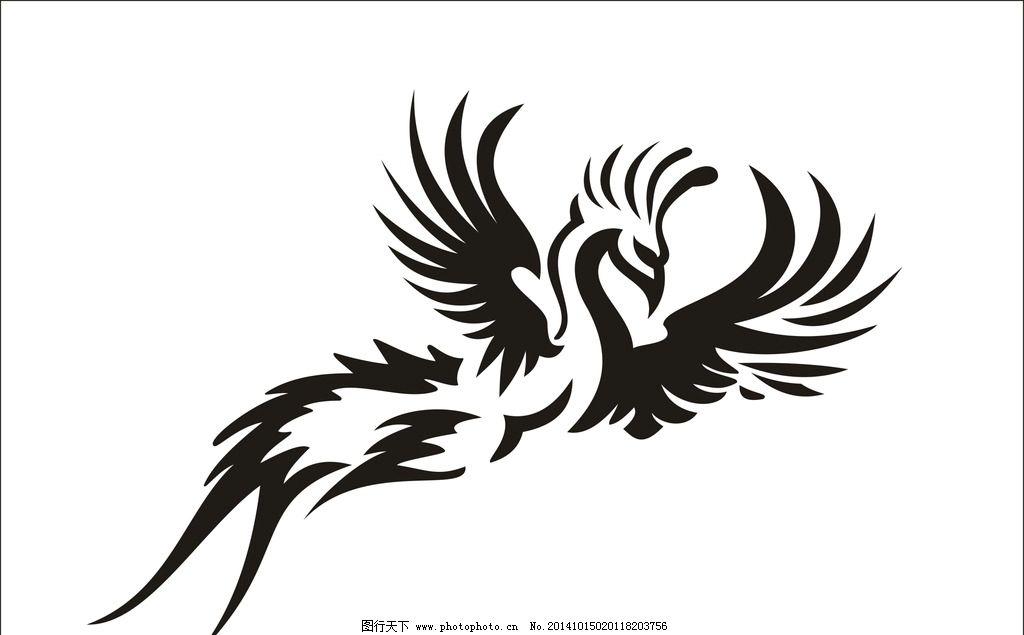 图腾 涂鸦 标志 纹身 图形设计  设计 标志图标 其他图标  cdr