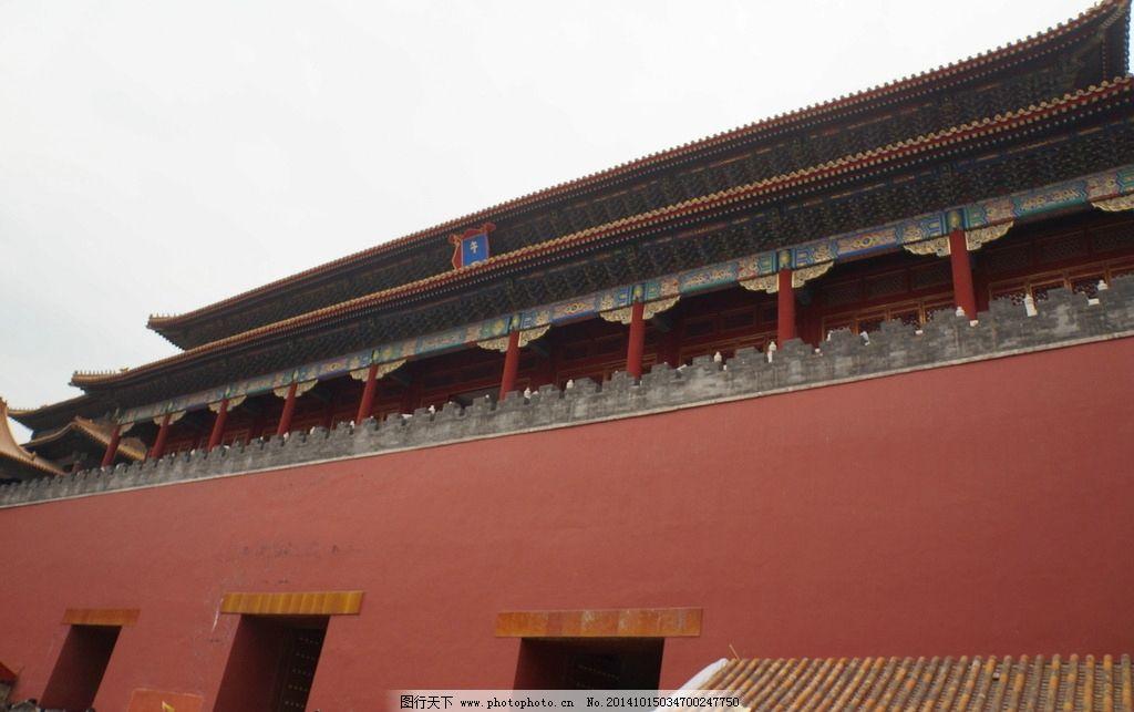 午门 北京午门 城门 故宫 故宫城门 故宫风景 北京故宫 北京风景