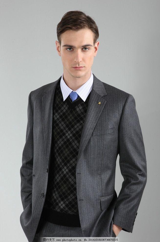 国际模特 双人模特 商务人士 休闲西装 欧美男人 气质男士 长腿男模