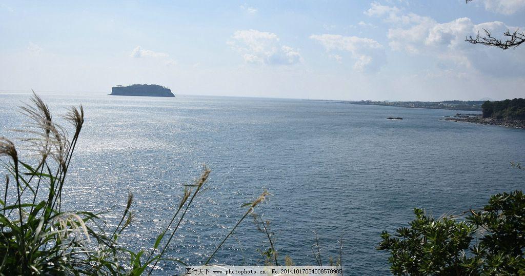 济州岛的海图片