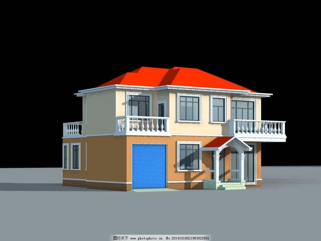 设计图库 3d设计 建筑模型    上传: 2014-10-18 大小: 494.