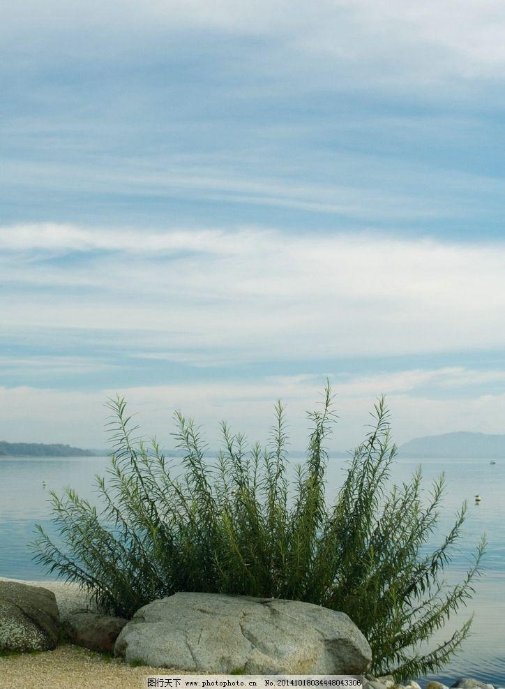 山水图片手机壁纸蓝天