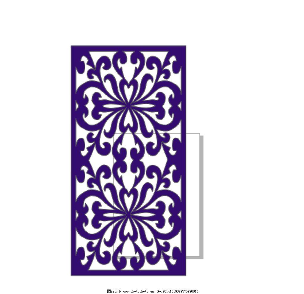 花纹窗花 窗花 矢量窗花 欧式窗花 传统窗花 中式窗花 窗花矢量素材