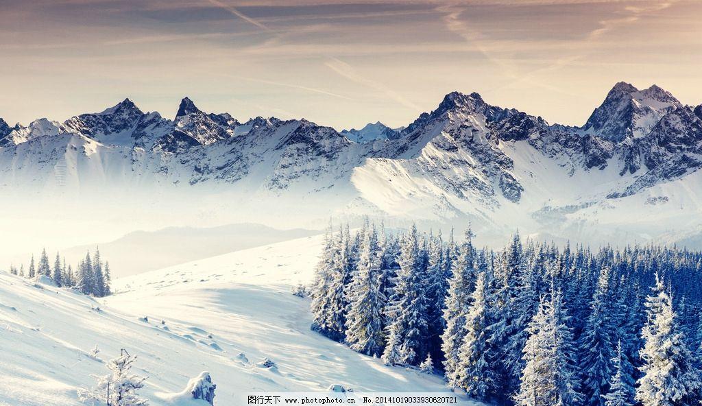 秦皇岛 祖山 风景 风光 唯美 清新 意境 自然 山 雪 冬季 冬日 冬天