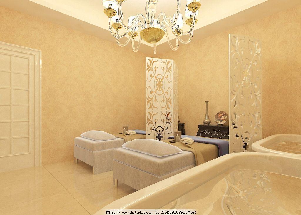 美容院 装饰 设计