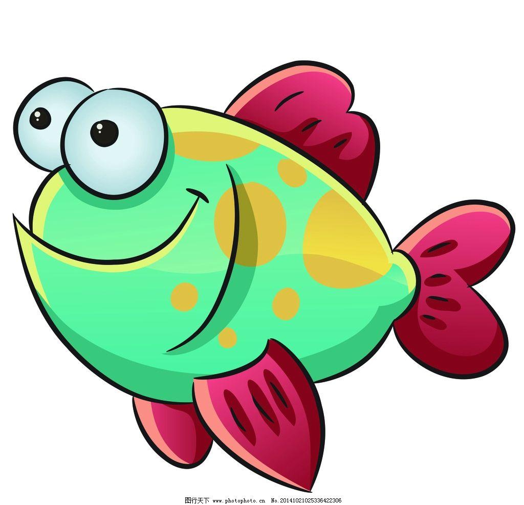 海洋生物 鱼 可爱