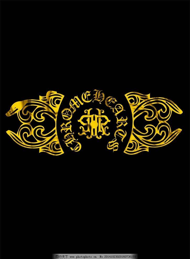 欧式花型logo