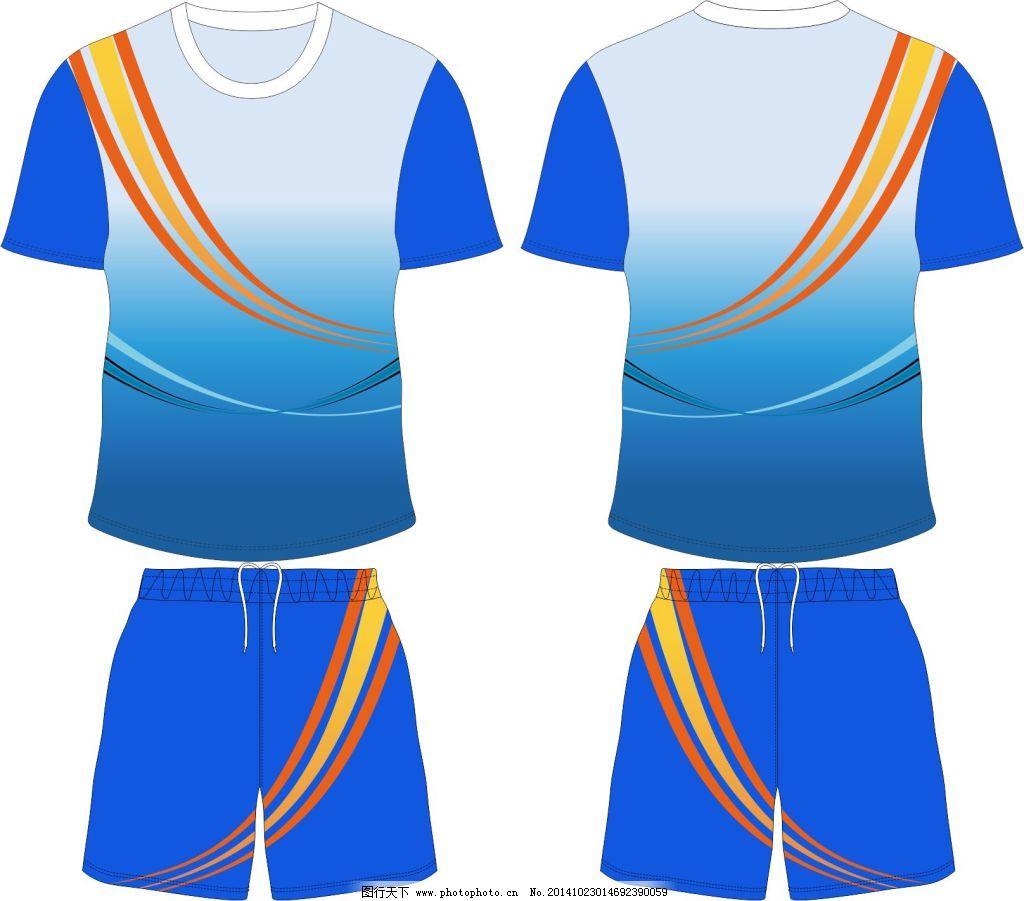设计图库 淘宝电商 服装鞋业  t恤免费下载 t恤 平面设计图 运动服