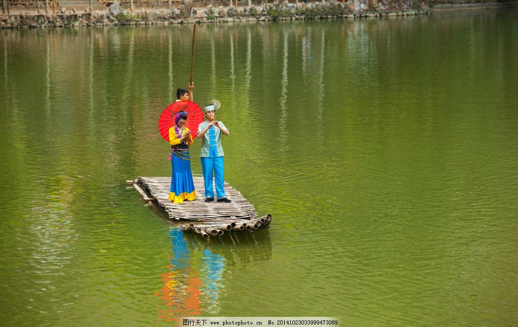 西双版纳原始森林公园图片_国内旅游_旅游摄影_图行