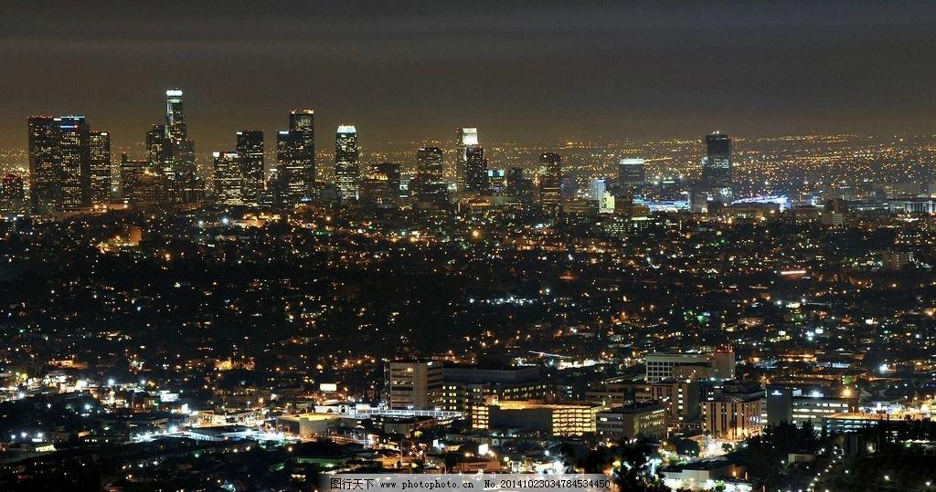 多彩 高清 大图 背景图 城市 夜晚 灯光 风景素材 摄影 自然景观 建筑