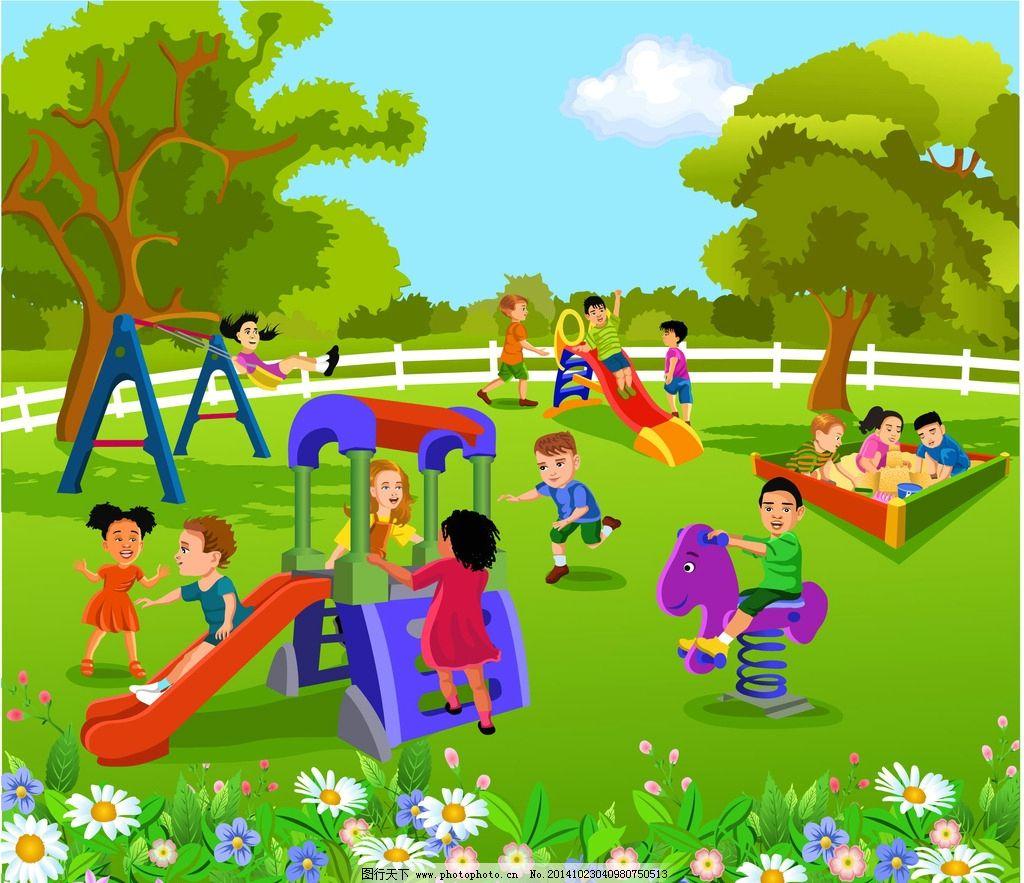 幼儿园 小学生 小朋友 卡通男孩 卡通女孩 手绘 卡通插画 幼儿绘画