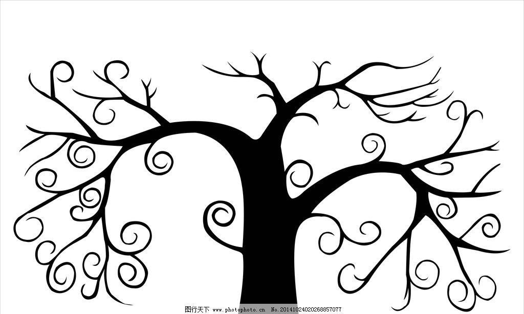 树怎么画步骤