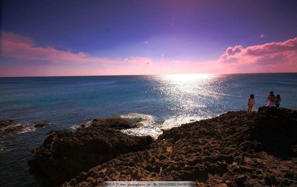 秦皇岛 大海 海边 风景 风光 唯美 清新 意境 夕阳 落日 日落 黄昏