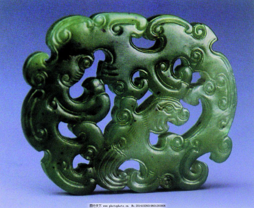 墨绿雕刻免费下载 文化 艺术 玉器 玉器 文化 艺术 图片素材 文化艺术