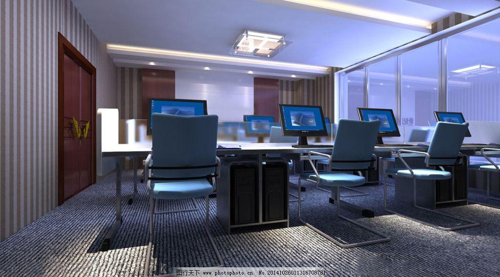 紫色设计办公室 紫色设计办公室免费下载 大门 地毯 桌子 桌子