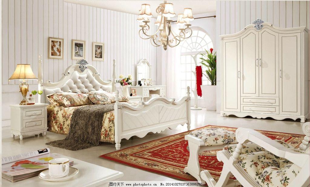 欧式 家具 照片 白色 浪漫 摄影 家居生活 家居 摄影 生活百科 家居