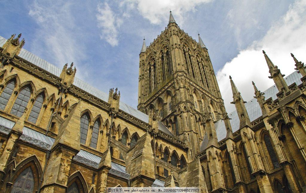 皇家建筑 豪华建筑 建筑艺术 石柱雕花 教堂雕刻 教堂玻璃画  摄影 建