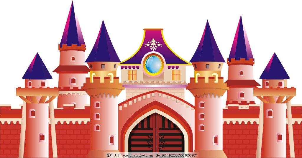 素描 城堡 欧洲 意大利 法国