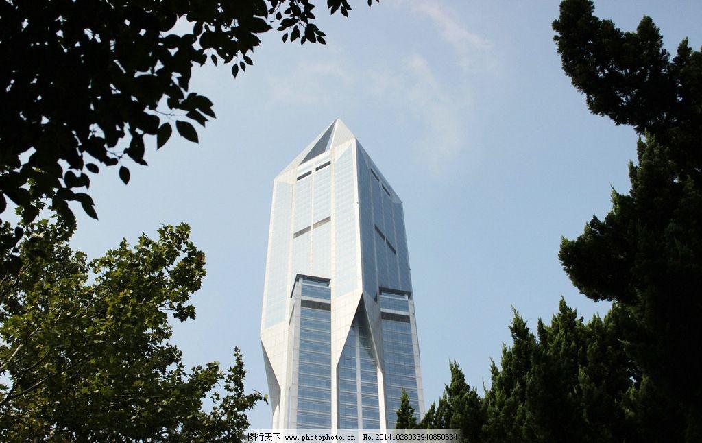 上海 南京路 步行街 商业街 五星红旗 建筑物 十一旅游摄影 风景摄影