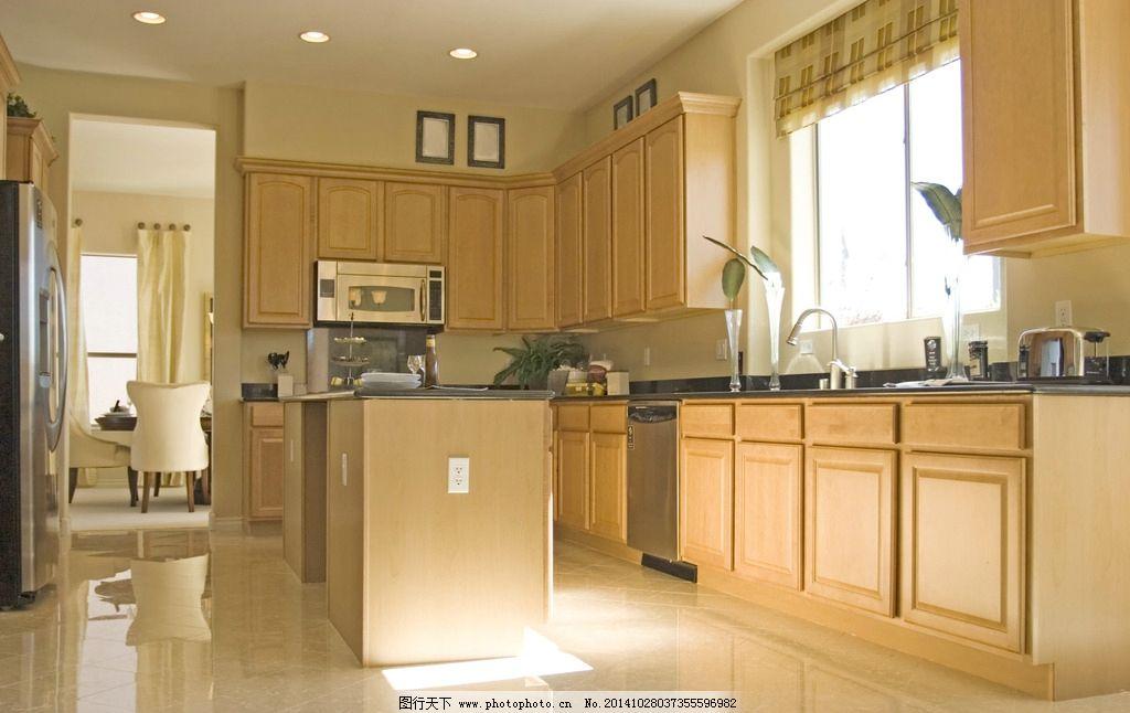厨房装修装潢 豪华厨房 厨房设计 欧式厨房 开放式厨房 厨房摄影