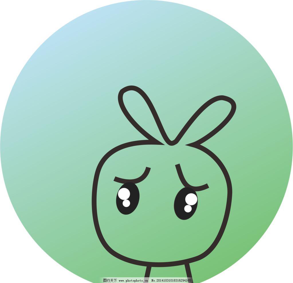 萌萌的小动物图片