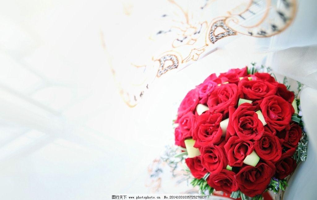 鲜花 手捧花 婚礼 红花 玫瑰 求婚 设计 花草 花 婚礼摄影 摄影 生物