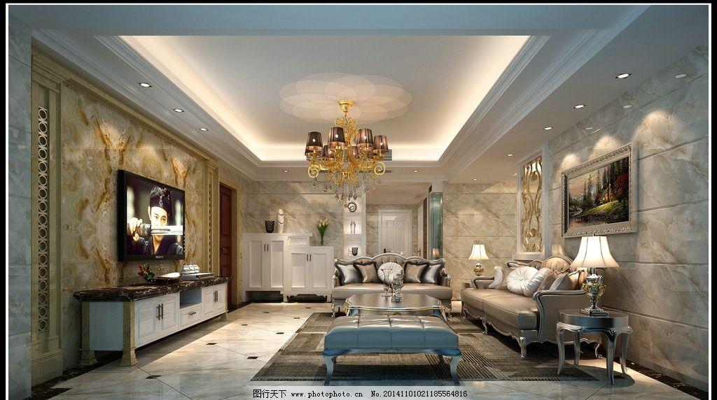 室内设计        3dmax 欧式风格 套房设计 3d模型 设计 3d设计 室内
