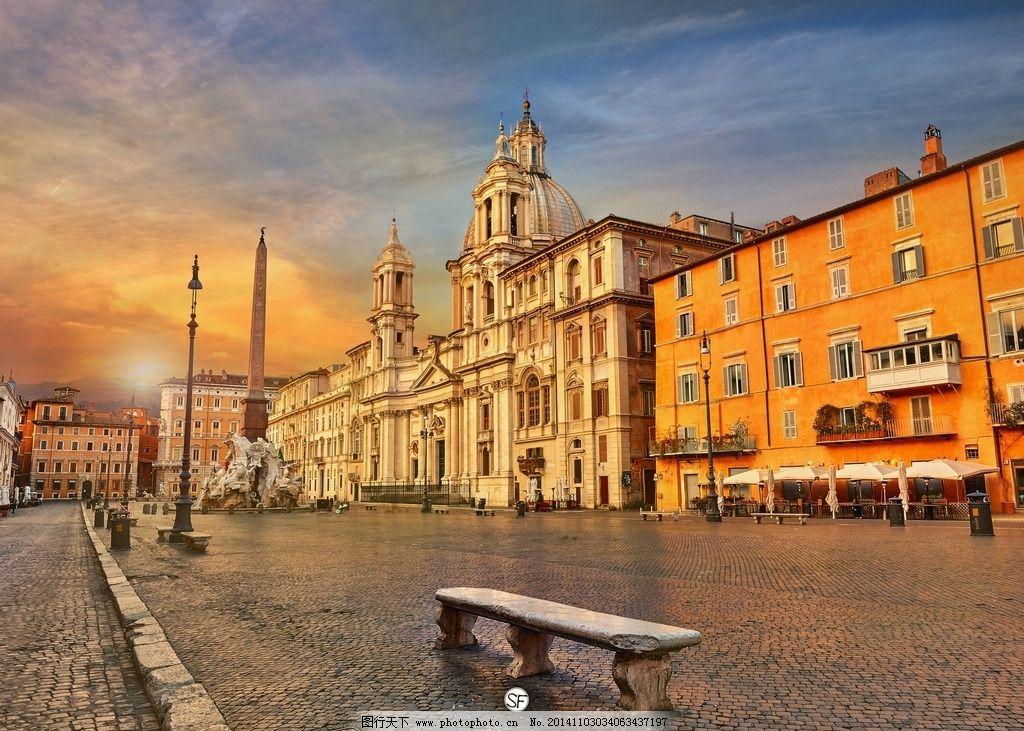 摄影图库 旅游摄影 国外旅游  罗马城市街头 欧洲城市 意大利罗马